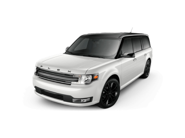 New 2019 Ford Flex SEL Crossover in Holly, MI